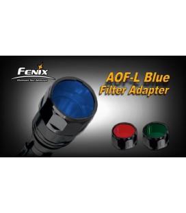 Filtro azul Para Linternas Led Fénix FD41, RC20 y LD41 REF.AOF-LA