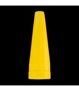 Cono De Trafico Amarillo Para Linternas RC20, FD41 y LD41
