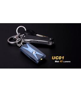 Linterna Fénix UC01 45 lúmenes 3 modos