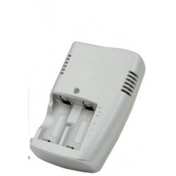 Cargador Pilas Cr123A De 2 Canales Para Linternas