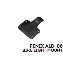 Soporte para montar focos de bici Fenix en casco Bike