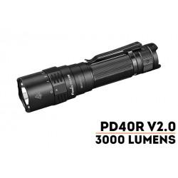 Fenix PD40R-V2.0 3000 Lumens. (Incluye batería 21700 de 5000 mAh)