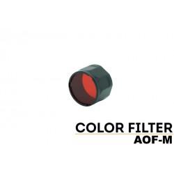Filtro Mediano Rojo Para Linternas Led Fénix Tk16, TK15-UE, TK20R, TK09