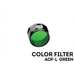 Filtro Verde Para Linternas Led Fénix FD41, RC20 y LD41 REF.AOF-LV